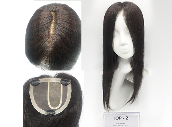 Real hair replacement Hairpieces