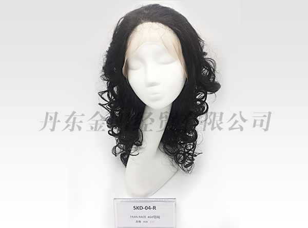 Product type:synthetic hair CHANGLONG FUTURA1b wig